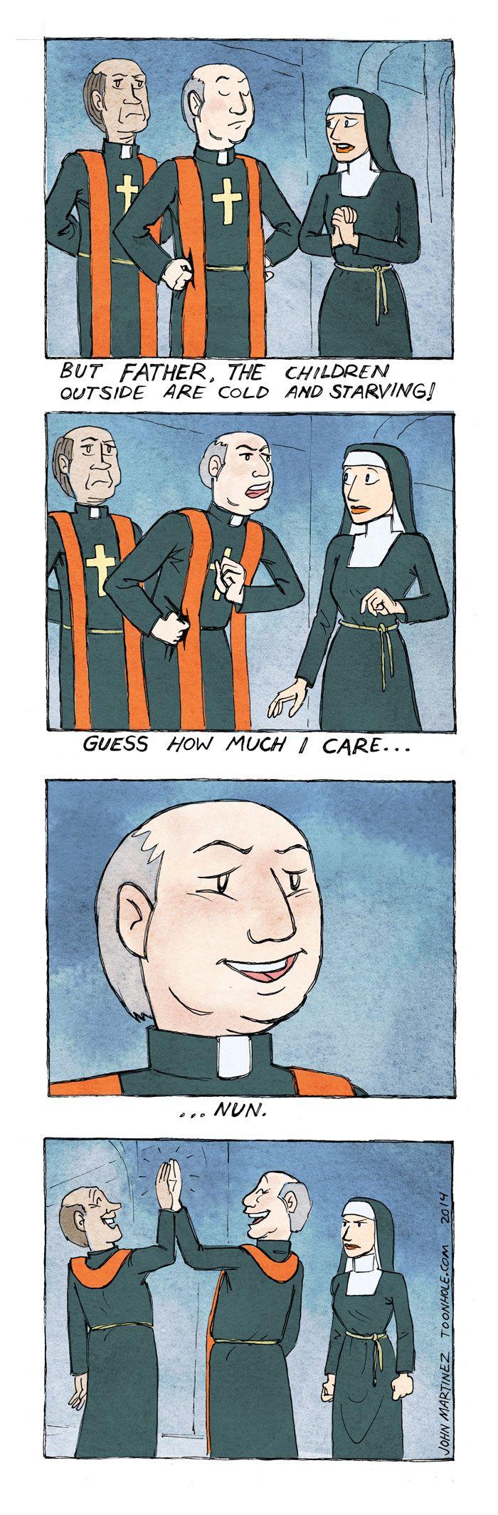 Priest Jokes
