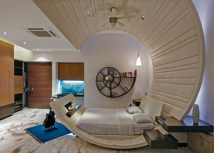 Descubra fotos de Quartos  por TAO Architecture Pvt. Ltd.. Veja fotos com as melhores ideias e inspirações para criar uma casa perfeita.