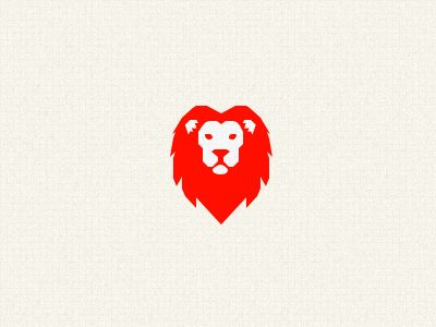 Dribbble - Lion by Mathieu Berenguer ▲▼▲