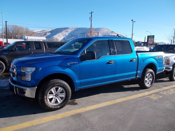 Cars for Sale: Used 2016 Ford F150 in 4x4 SuperCrew XLT, Selah WA: 98942 Details - Truck - Autotrader