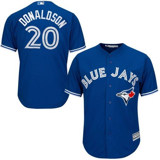 Josh Donaldson Toronto Blue Jays Authentic Collection Player Jersey #bluejays #mlb #toronto