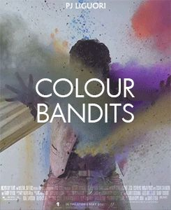 """""""Standing before you is not a man but merely a cracked shell"""" - PJ Liguori - Colour Bandits."""