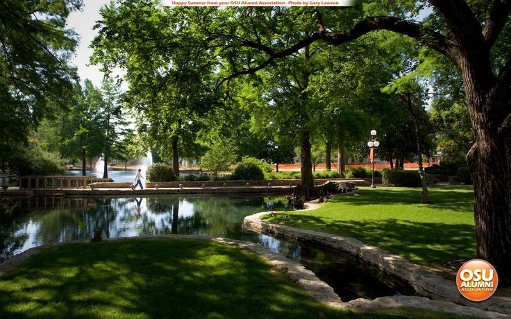 Oklahoma State University  Theta Pond- love!: Alma Mater, Duck Pond, Cowboy Country, Cowboys Go Pokes, College, Theta Pond, Osu Cowboys Go, Oklahoma State University