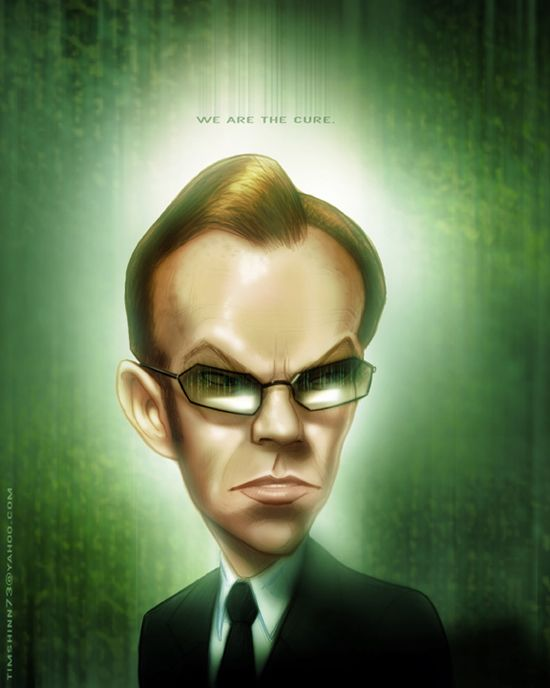 Agente Smith. #Matrix #illustration