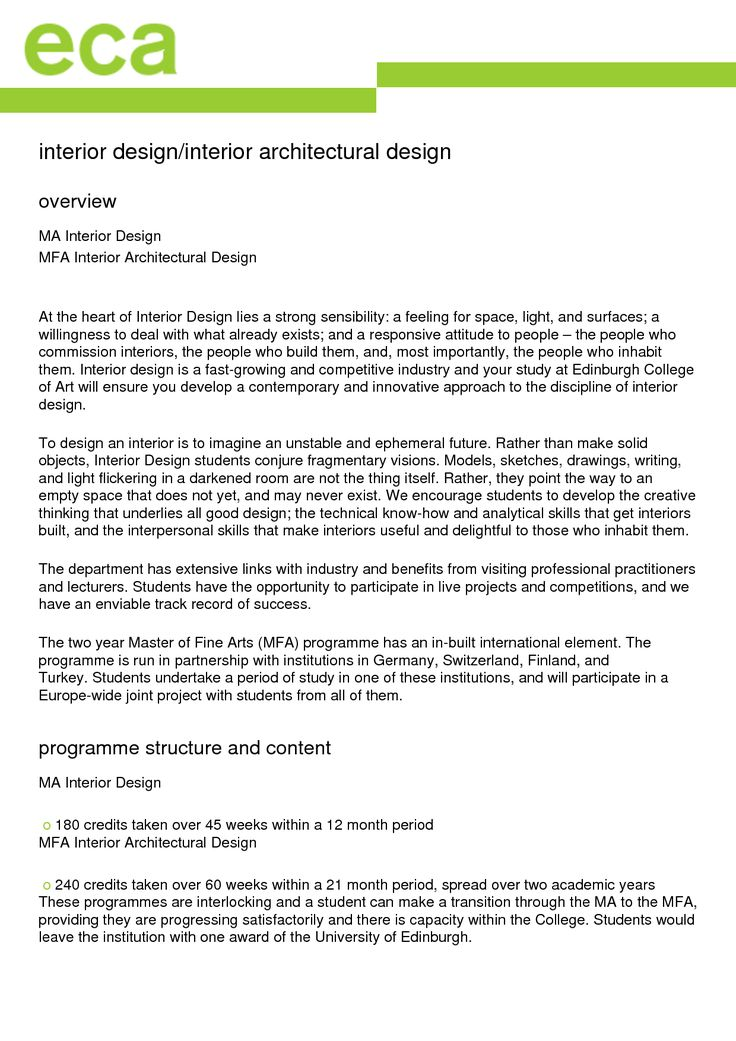 17 best ideas about proposal sample on pinterest - Interior design business plan sample ...