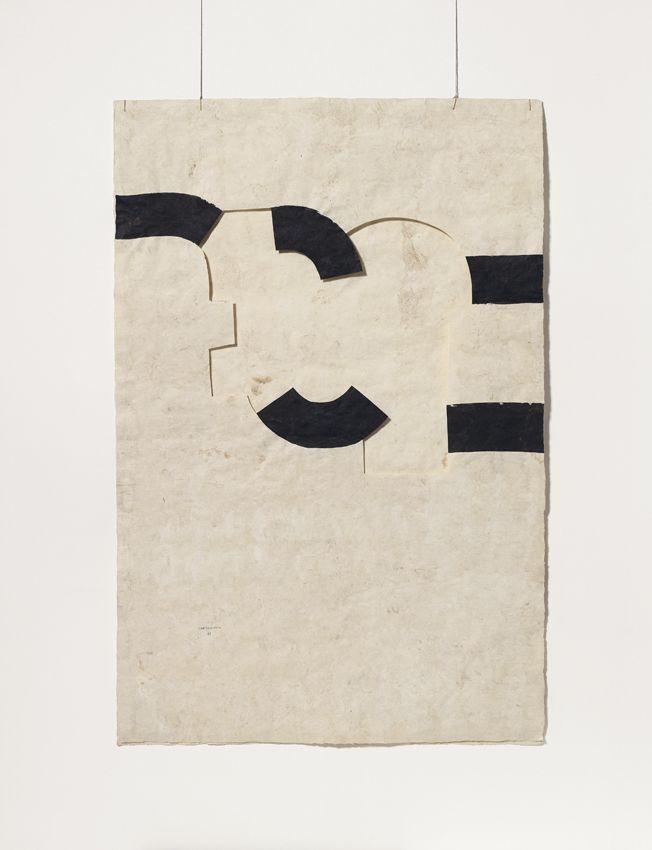 Eduardo Chillida / gravitacion, 1989