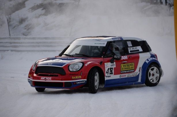 Cars - Trophée Andros : Balas is back tout comme Panis, vainqueurs à Isola 2000 ! - http://lesvoitures.fr/trophee-andros-balas-isola-2000-2015/