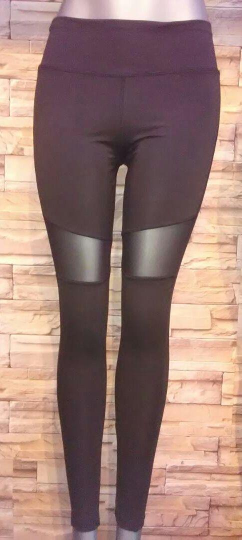Empieza una vida Fitness con Estilo y a la Moda!!!   Pantalón Leggins con Transparencia  Elaborado en PoliLycra  Talla: Única. Sirve para S, M y L pequeño.  #RopaGYM #Moda #GYM #Fashion #Transparencias #Ropadeportivademujer #Estilo #Lifestyle #Yoga #Sportwear #outfit #Workout #Sports #Fitness