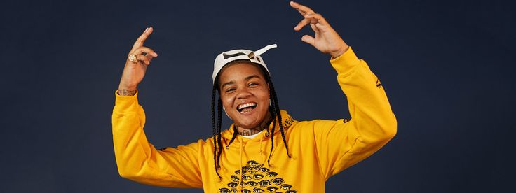 Young M.A Is Not Just Lesbian Rapper, Or One-Hit Wonder — She's A Game Changer