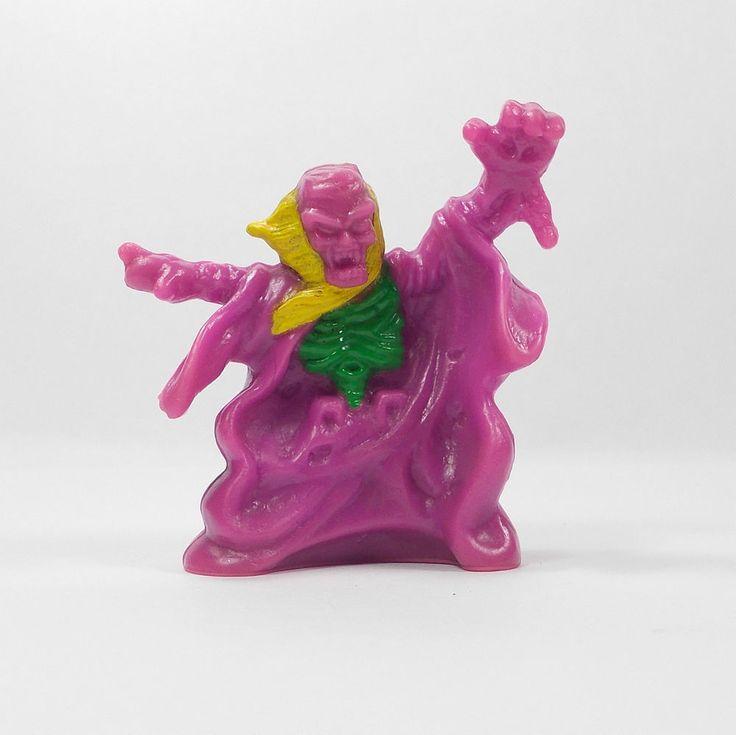 Monster In My Pocket - Series 4 - 113 Alu - Mini Toy Figure C