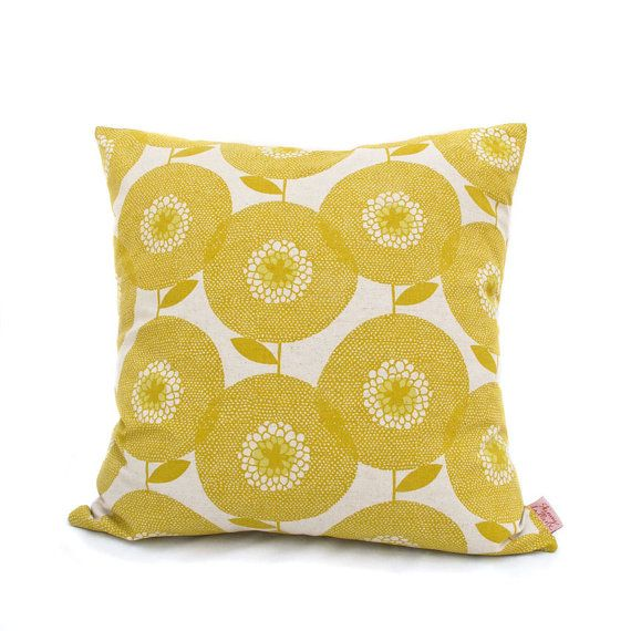 Decorative Cushion Cover Pillow Cover by skinnylaminx on Etsy