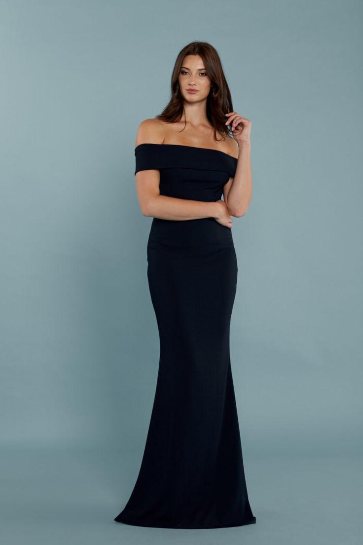 28 best Off the Shoulder Bridesmaids Dresses images on Pinterest ...