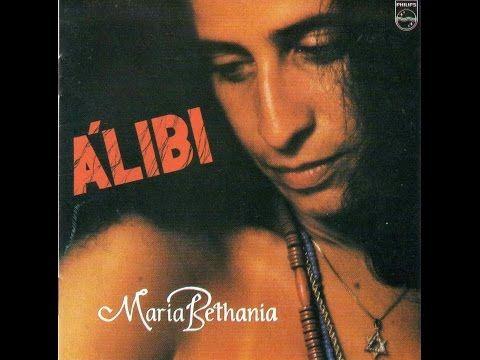 Maria Bethânia • ÁLIBI (Album Completo) -  /  Maria Bethania • ALIBI (Full Album) -