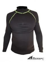 Funkční prádlo Rockway  - Rolák dlouhý rukáv Ag+