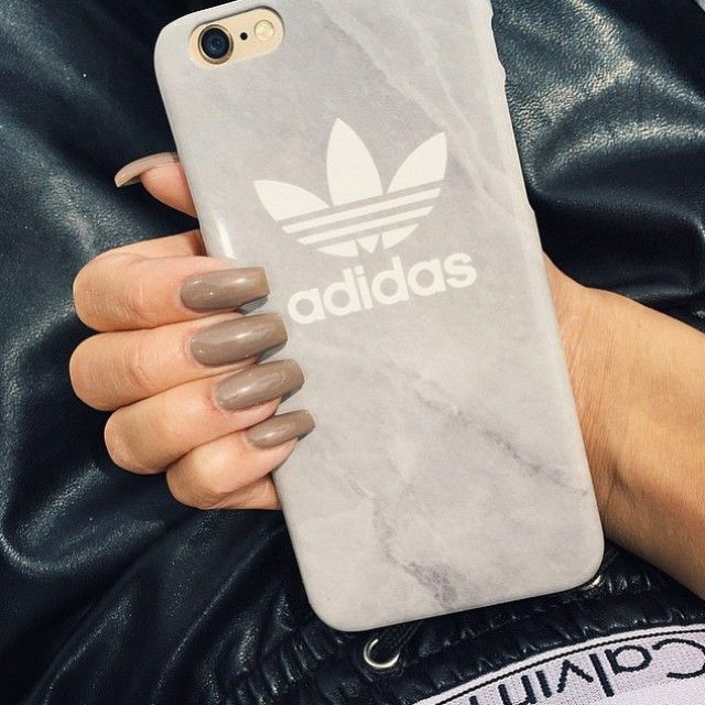 Adidas ❤️ Marble = Sweet case by @amandakhamkaew. How would your perfect combo…