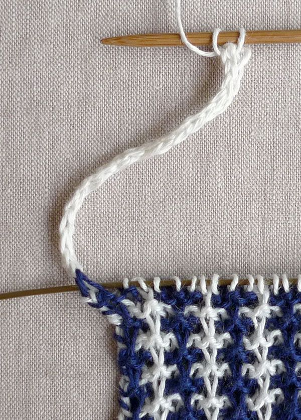 Slip Stitch Dishtowels | Purl Soho - Create