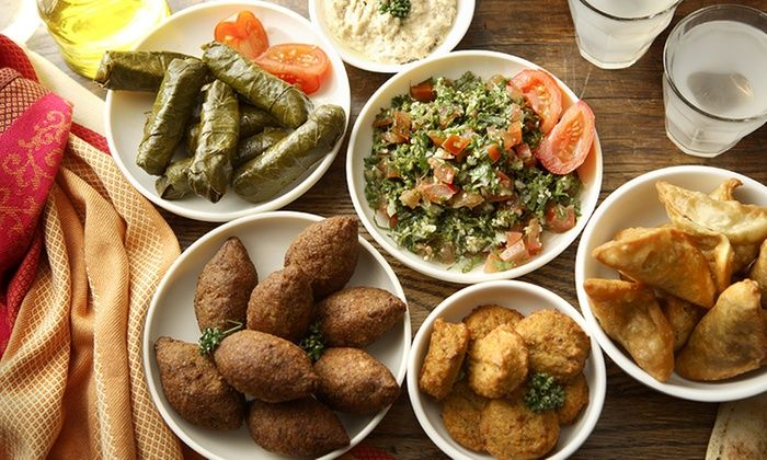 Habiba Mediterranean Restaurant - Greenville: $12 for $20 Worth of Mediterranean Food at Habiba Mediterranean