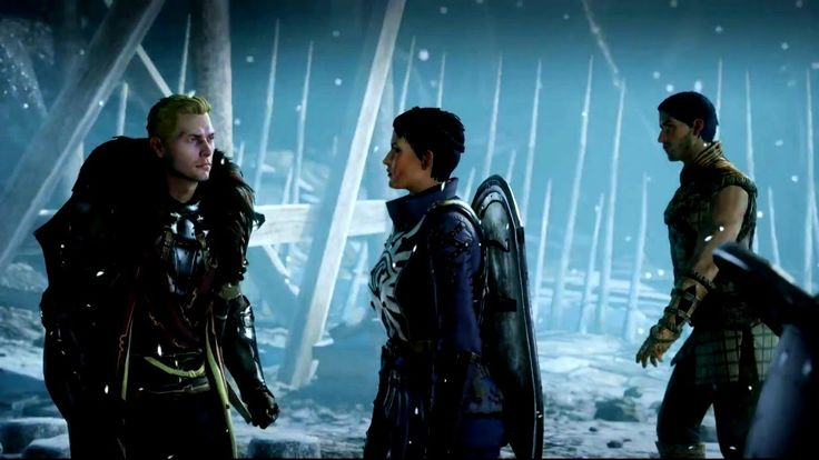 "Dragon Age: Inquisition - Final Trailer [2014] ""The man who tells the tale is the one who decides history..."" - Varric"
