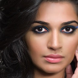 Nadia Ali - Pakistan-American Singer. Absolutely gorgeous!