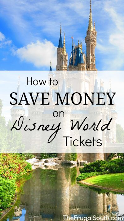 This post was updated March 5th, 2017    When it comes to buying tickets for Walt Disney World, I have good news and bad news. First some good news: there