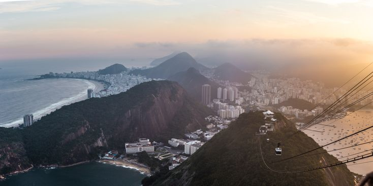 How long to stay in Rio de Janeiro: 5-6 days. Make sure you use this guide to plan your days around the best time to visit Sugarloaf Mountain and Christ the Redeemer, and don't miss out on the smaller attractions too! Check this list of best things to do in Rio de Janeiro to plan your Brazil trip! Don't miss out on all these Brazil attractions after Rio carnival! #braziltravel #travelbrazil #southamerica #visitsouthamerica #travelsouthamerica #southamericatravel #rio #riodejaneiro #braziltrip