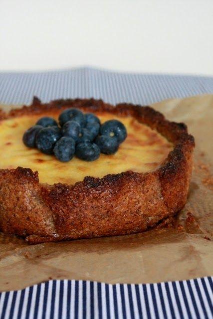 Pocak Panna paleo konyhája: Citromos pite (paleo, xilittel)