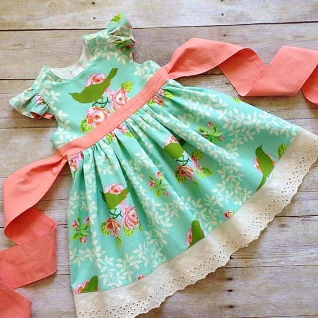 17 Best ideas about Kids Dress Patterns on Pinterest | Kids ...