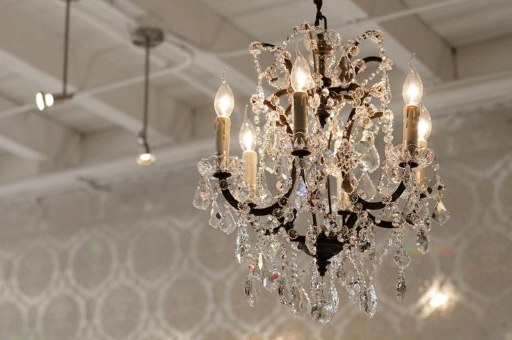 restoration hardware chandelier at haute bride ins los gatos ca for the home pinterest. Black Bedroom Furniture Sets. Home Design Ideas