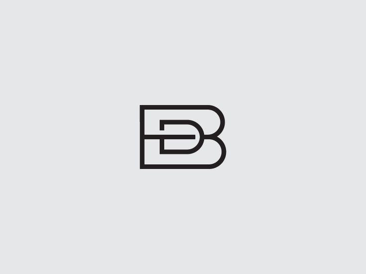 Best  Db Logo Ideas On   Logo Inspiration Cool Logos