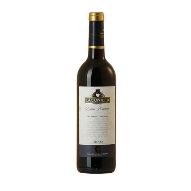 2007 Rioja Gran Reserva Lagunilla