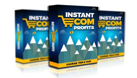 Instant eCom Profits is a course where Yair Mike Dolev will show you how he started form 0 and now he`s make 6 figures with a Shopify store and the best part is that the Shopify store is running on autopilot