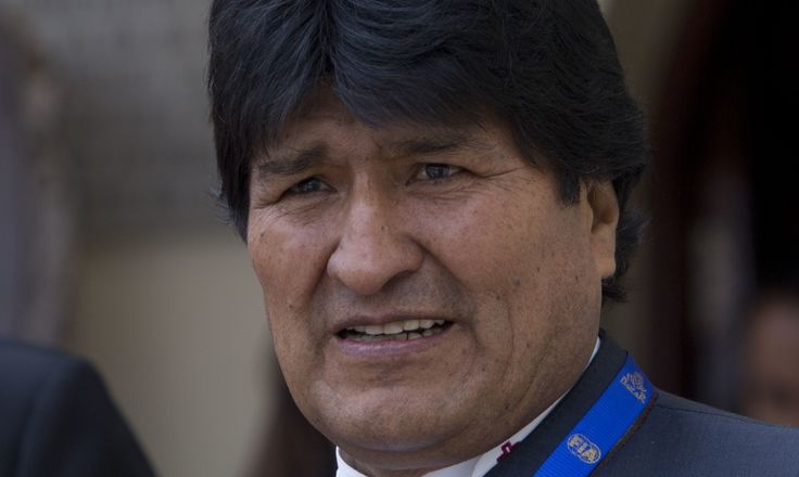 Evo Morales undergoes successful throat surgery in Cuba #World #iNewsPhoto