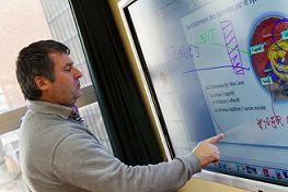 L'écran interactif vous revient moins cher qu'un tbi ou un vpi