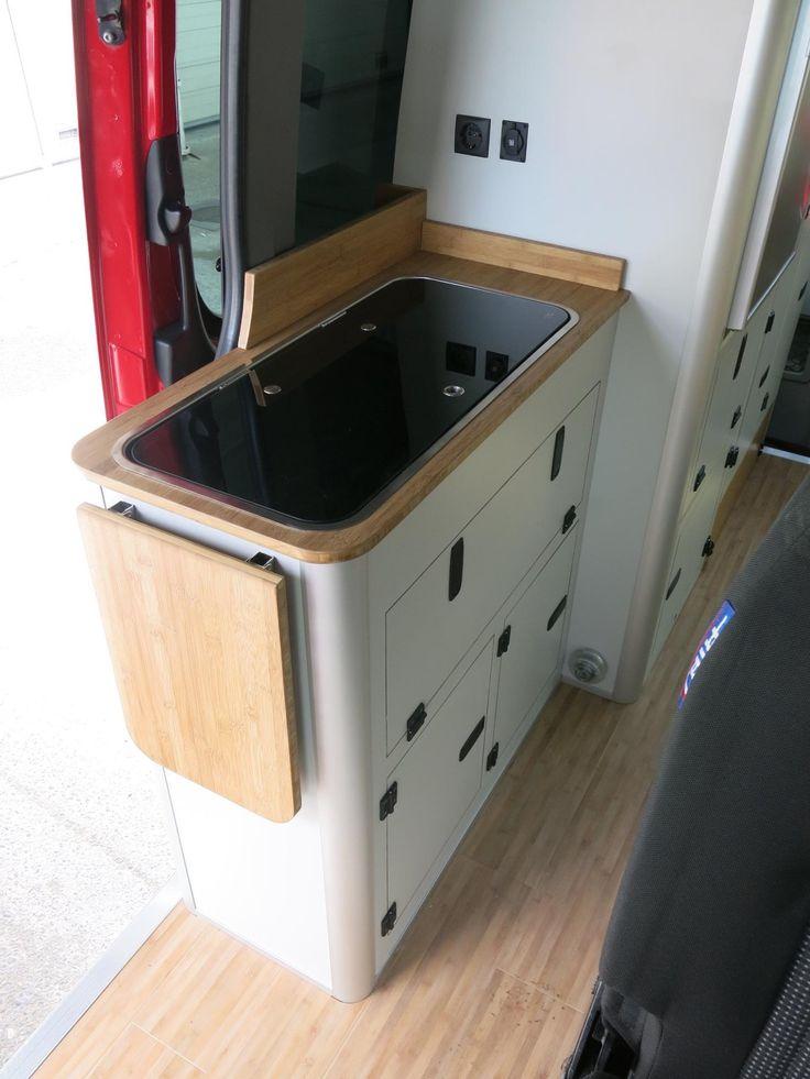 URO Camper - nice sink unit / cabinet