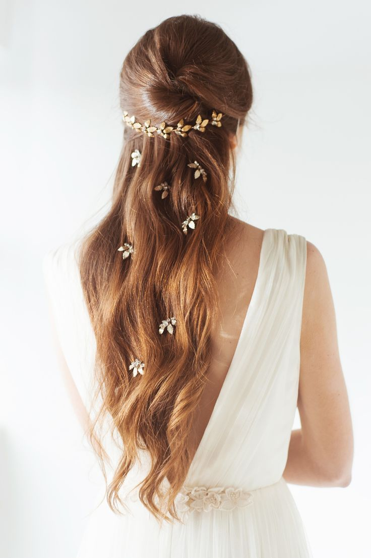 tilly thomas lux | details | hair, bridal hair, bridesmaid hair