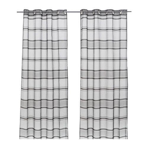 17 meilleures id es propos de rideaux ikea sur pinterest rail rideau petit rideau et isoler. Black Bedroom Furniture Sets. Home Design Ideas