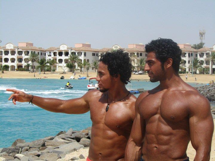 hot gay egyptian men