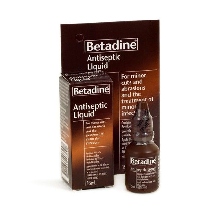 Betadine - Use the search feature to locate products recommended for the most common injuries that occur during recreational activity.
