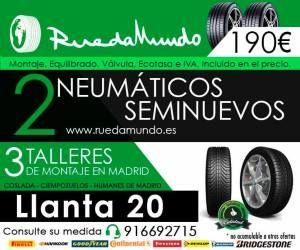 ofertas-ruedas-baratas-llantaR20-2x190-www.ruedasusadas.com