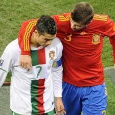 Soccer News – Gerrard Pique memberikan sanjungan kepada mantan rekan setimnya di Manchester United, Cristiano Ronaldo, atas performa gemilangnya dimusim ini.