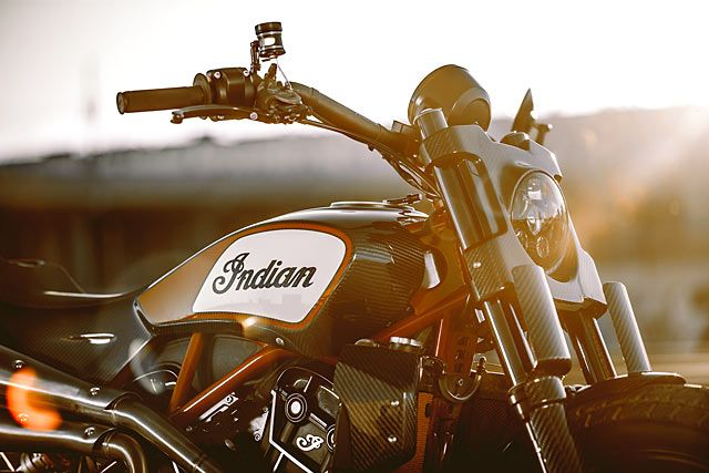 In the biggest hint yet that Indian could finally deliver a production Street Tracker, the major American comes correct with this incredible road racer to be unveiled at EICMA this week. With the all-conquering Wrecking Crew on hand in Milan to lift the cover, Indian are set to present to the world a street legal variant that has mouths watering. Known as the Scout FTR1200 Custom, could...