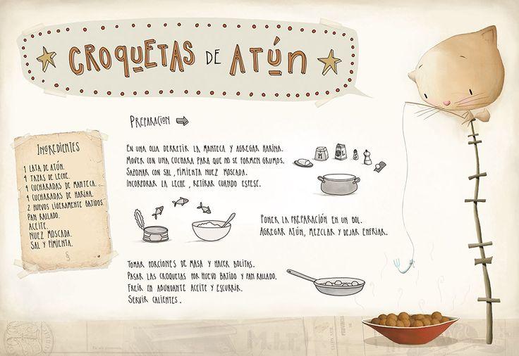 recetas ilustradas - Cerca amb Google