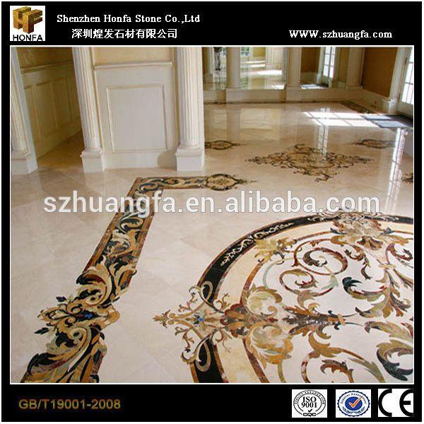 China Marble Supplier Italian Marble Flooring Design