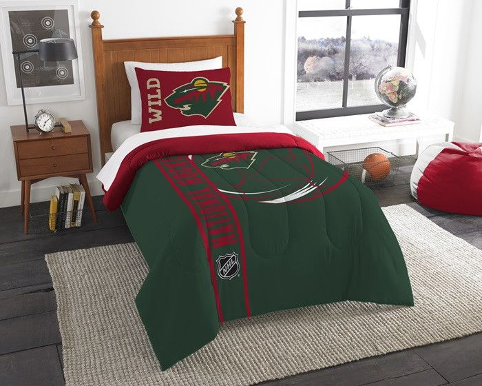 start tab   Description Add a modern twist to your bedroom or dorm room  with this super cozy and soft Iowa State Cyclones Modern Take Twin  Comforter Set. 259 best minnesota wild hockey images on Pinterest   Minnesota