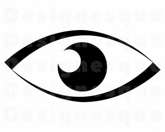 Eye 4 Svg Eye Svg Eyelid Svg Eyelash Svg Eye Clipart Eye Etsy Eyes Clipart Clip Art Svg