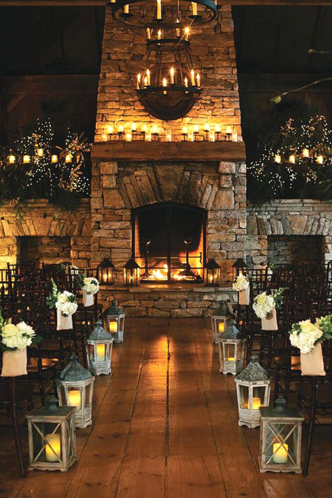 18 Romantic Rustic Wedding Lanterns ❤ See more: http://www.weddingforward.com/rustic-wedding-lanterns/ #weddings
