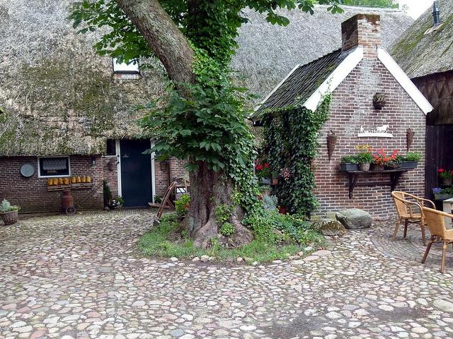 Orvelte, Drenthe, Netherlands