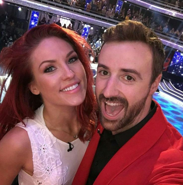 James and Sharna #DWTS