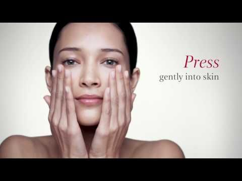 how to use clarins doux peeling