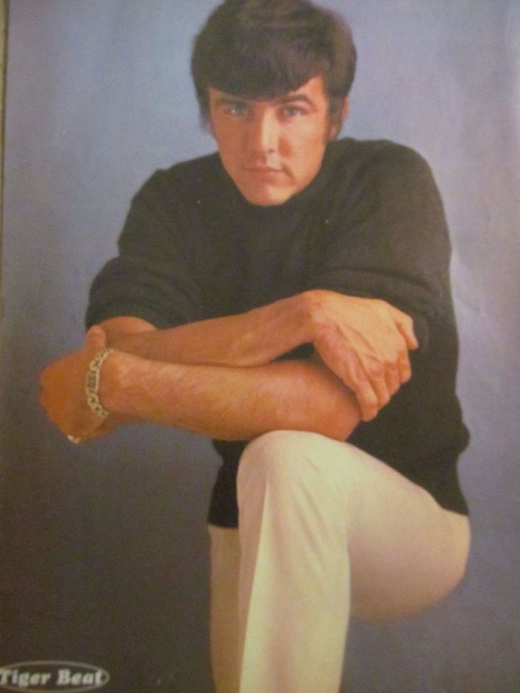 Dave Clark, The Dave Clark Five, Full Page Vintage Pinup